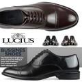 ビジネスシューズ/レザーシューズ/レースアップシューズ/本革靴/内羽根/ストレートチップ