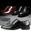 ビジネスシューズ/レザーシューズ/レースアップシューズ/本革靴/外羽根/プレーントゥ