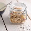 Borgonovo プリミツィエ ガラスジャー 500【ガラス】[イタリア製/洋食器]