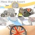 メンズ ウォッチ 16種アソート 腕時計 ストリート メタル レザー シルバー 時計