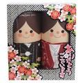 コンビネーションドール セットBOX和装【日本製】【トイレットペーパー】【結婚】