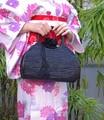 インドネシアの高級手編み、アタのカゴバッグ!浴衣やフォーマルにも最適
