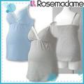 【SALE】授乳機能付き マタニティインナー キャミソール  胸にぴったりフィット 綿素材