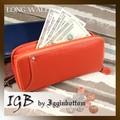 【新作】IGB-1200 Igginbottom イギンボトムベーシックIGB カードスライダー・ラウンド長財布