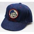 【SALE】ラウンドボーイ ウォッシュド デニム ベースボールキャップ(R-BOY WASHED DENIM BB CAP)