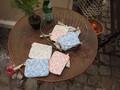 【SALE !!】イニシャルティッシュポーチ My initial tissue pouch