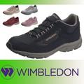 【WIMBLEDON】定番レディススニーカー 紐タイプ W/B L030
