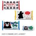 くまモンの除菌ポケットウェット10枚 3P 【151204】