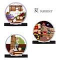 京の町家歳時記 6・7・8月(※スタンド別売り)<日本製>【京都 和雑貨 和小物 かわいい インテリア】