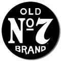 ブリキ看板 Jack Daniels Old No.7 #58404