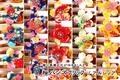 あるしのあ 桜バンスクリップ (色・柄アソート)<日本製>【京都 和雑貨 和小物 ヘアアクセサリー】