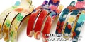 あるしのあ バンスクリップ (色・柄アソート)<日本製>【京都 和雑貨 和小物 ヘアアクセサリー】