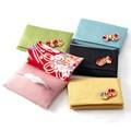 姫花 ふた付きティッシュケース <日本製>【京都 和雑貨 和小物 かわいい】