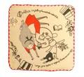 【アリスブック】3サイズ展開フォーリングダウン<フェイスタオル ゲストタオル タオルチーフ>