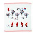 【ポワポワフード】2サイズ展開 赤ずきんラウンド<フェイスタオル ゲストタオル>赤ずきん