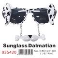 【おもしろ 雑貨 サングラス】Sunglass ダルメシアン パーティ イベント 仮装 コスプレ