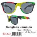 【おもしろ 雑貨 サングラス】Sunglass ジャマイカ パーティ イベント 仮装 コスプレ