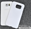 <オリジナル商品製作用>Galaxy S6 SC-05G(ギャラクシー)用ハードホワイトケース