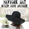 【春夏セール】NEWYORK HAT #7139 TOYO SWINGER 12161