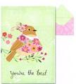 MOLLY&REX グリーティングカード <鳥>
