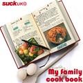 【アントレックス】我が家のオリジナルレシピを書き込もう♪【マイファミリークックブック】