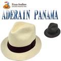 ★春夏新作♪ Ecua-Andino ADERIAN PANAMA HAT【 NAT, BLK 】13559