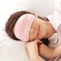 【特価】潤いシルクのおやすみアイマスク
