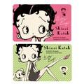 Betty Boop  2枚入りICカードシール