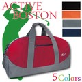 大容量のスポーティーなボストンバッグ!■ACTIVE BOSTON-アクティブボストン-■