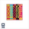 【JMA コンフェイト】4サイズ展開タオル<ジャカード シャーリング ポルトガル製>