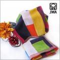 【JMA モザイコ】4サイズ展開タオル<ジャカード シャーリング ポルトガル製>