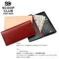 ☆3点セットがお得!☆★SC-301★ScoopClub スクープクラブ スムース 長財布