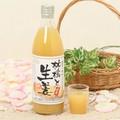 林檎と生姜ジュース(500ml)【原産国:日本】