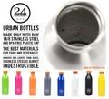 エコなステンレスボトル『Urban Bottle 500ml』 from ITALY~