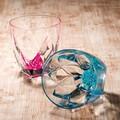 ペアグラス ニンフェア 〔RCR Home&Table〕 ◇BOXギフト◇ ブライダル/お祝い/贈り物/グラス/ガラス