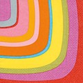 Paper+Design ペーパーナプキン カラフルパターン