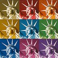 Paper+Design ペーパーナプキン 自由の女神