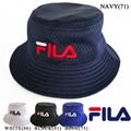 【FILA】フィラ メッシュ バケットハット 帽子