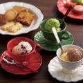 【カトラリー】 ナポレオン アイスクリームスプーン