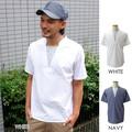 ☆SALE 特価☆【NORTHERN TRUCK】ノーザントラック メンズ Vライン切り替え 半袖シャツ