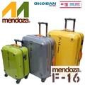 Mendoza F-16カッコいいキャリーケース No。29019・29018・29016【直送可能商品】