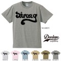 "【DEEDOPE】  ""STRONG"" 半袖 プリント Tシャツ 綿100% カットソー"