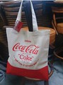 COCA COLA LIGHT CANVAS TOTE BAG