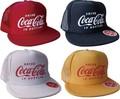 COCA COLA FLATVISOR CAP