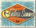 ブリキ看板 Endless Summer 64 #58319