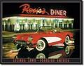 ブリキ看板 Rosies Diner #58348