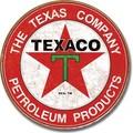 ブリキ看板 Texaco Company #58521