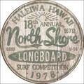 ブリキ看板  North Shore Surf #58546