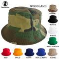 【NEWHATTAN】ニューハッタン バケットハット カモフラージュ 帽子