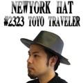 NEWYORK HAT #2323 TOYO TRAVELER  13680